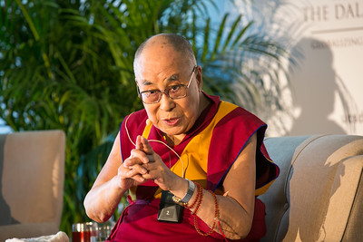 Dalai Lama Speaks at UCSD