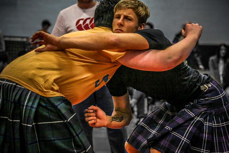 Angus Backhold Wrestling Championship 2014