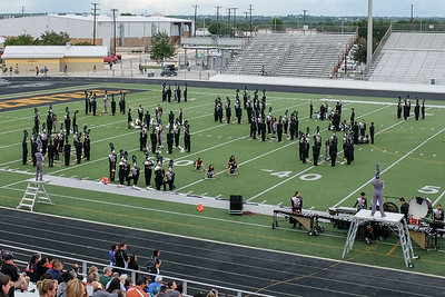East Central Marching Competition