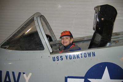 USS Yorktown - Scout Trip
