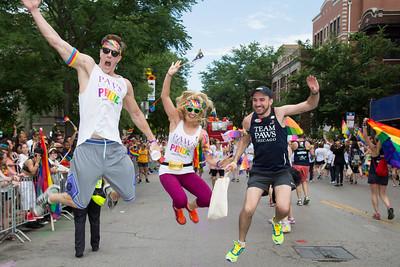 2016 PAWS Chicago Pride Parade
