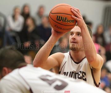 Dundee Basketball 12-16-14