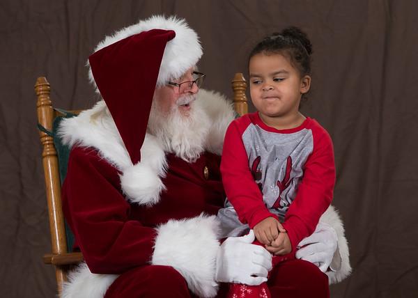 ECC Santa Day