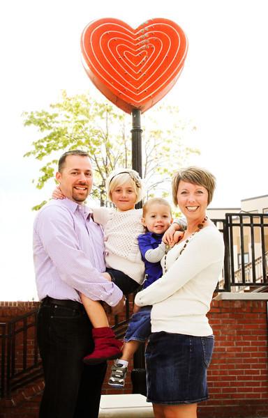 Branstetter Family Portrait
