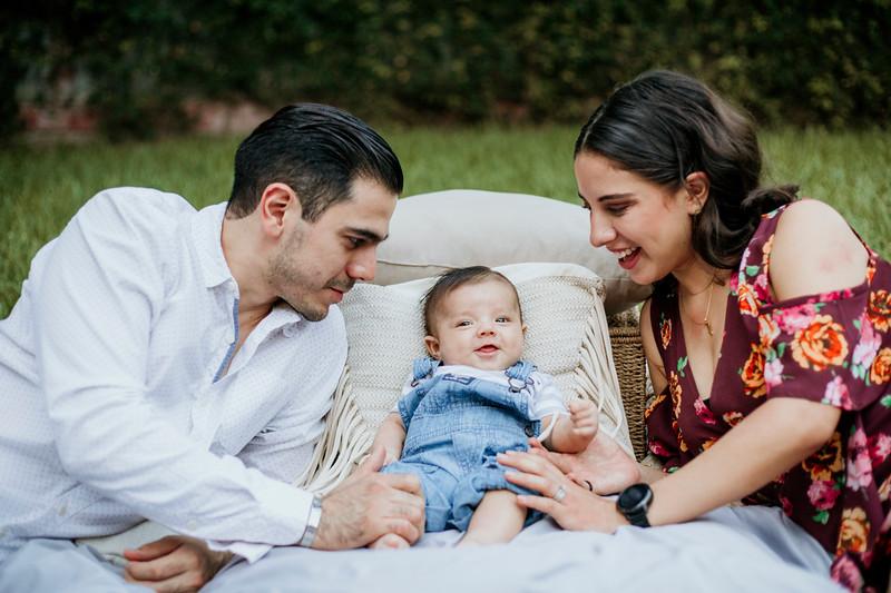 Mariela, Alfredo & Ma. Emiliano