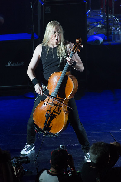 Apocalyptica, 70.000 tons of Metal