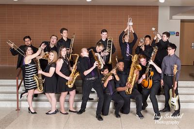 East Ridge HS Jazz 2016