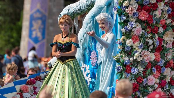 Disney Oct 2016