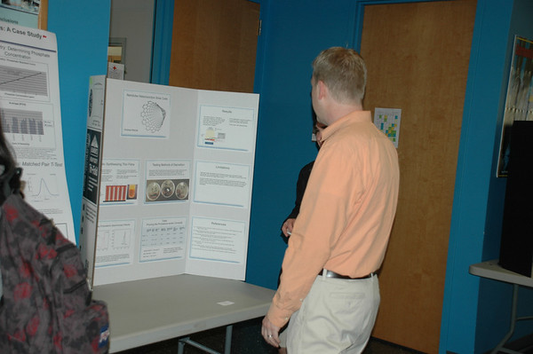 Upper School Science Research Open House