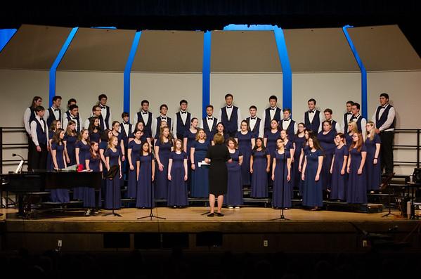 WHS Spring Chorus Concert 2017