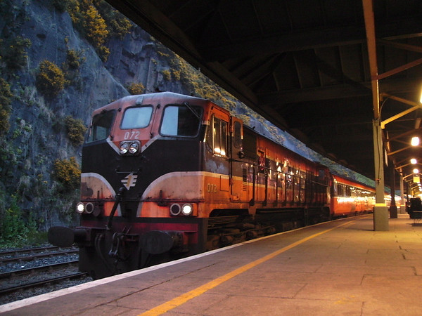 "Irish Rail : ""Knock Pilgrimage Special."" Sunday 4th May 2008"