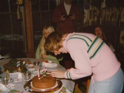 1977 Peg's Birthday