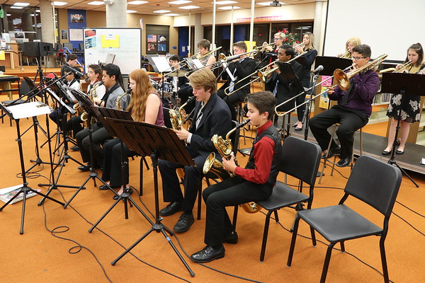 Westlake HS Jazz festival 2017