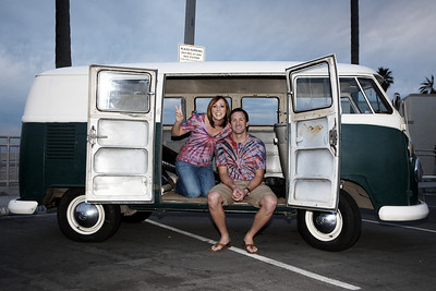 Ty and Annie VW