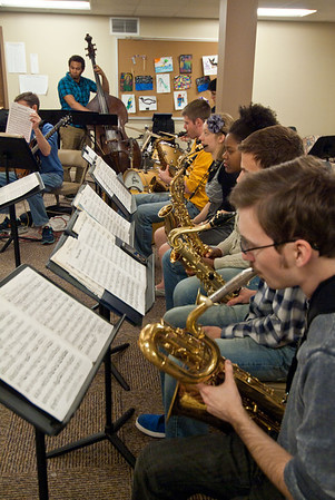 jazz rehearsals