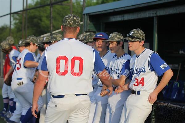 Fellowship Academy Baseball 2015