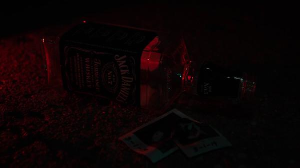 Bottle of Jack