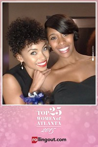 2015.11.19 Rolling Out Top 25 Women of Atlanta
