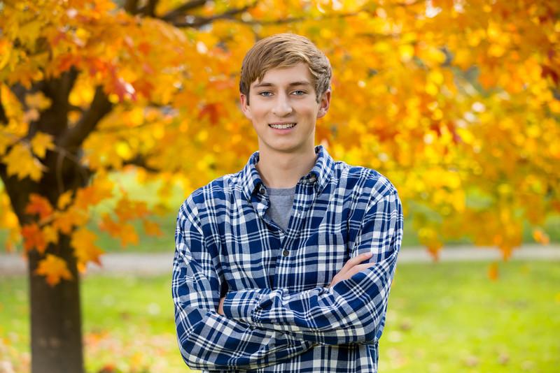 Eric - Senior Pictures
