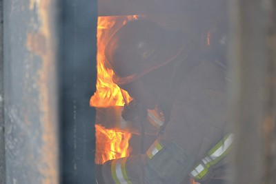 Volunteer Fire Class 19-2 | Burn One