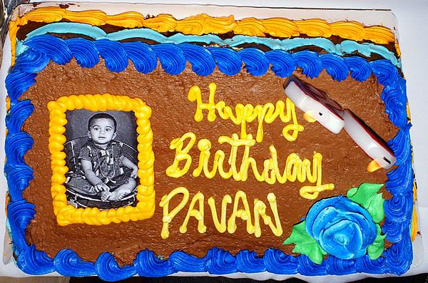 Pavan & Badris B'day Gala