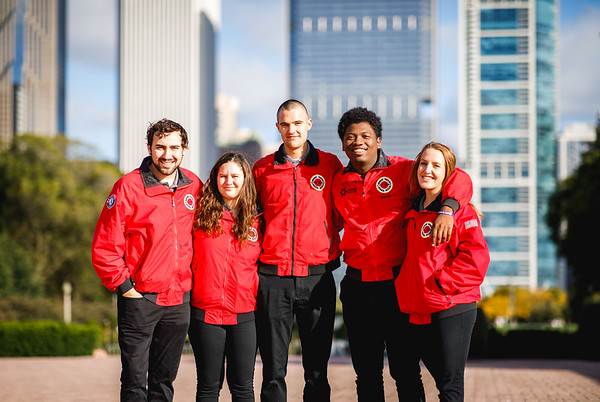 City Year Chicago City Portraits, 2018
