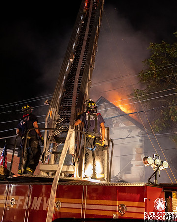 Dwelling Fire - 151 Union Ave, Mount Vernon, NY - 09/28/20