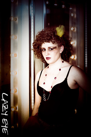 Avalon School Hair Show Boudoir Shoot