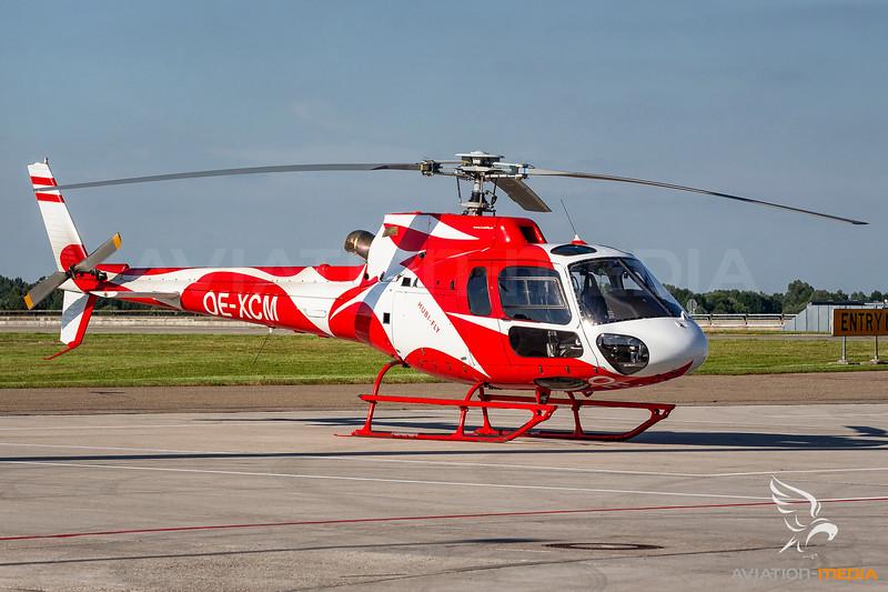 HubiFly / AS350 Ecureuil / OE-XCM