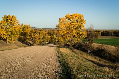 ND Backroads Fall