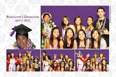 Ryan N. Graduation (Multi-Photo Collage)