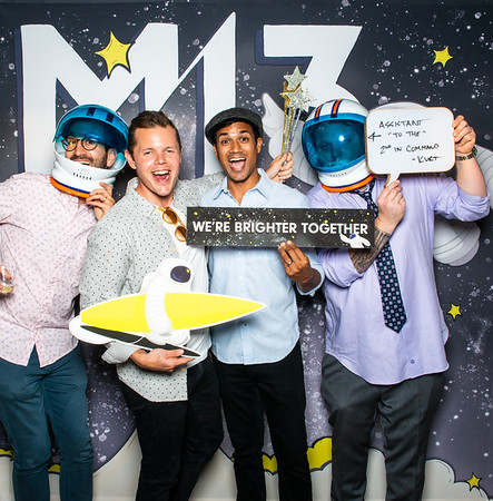M13 Launch Party