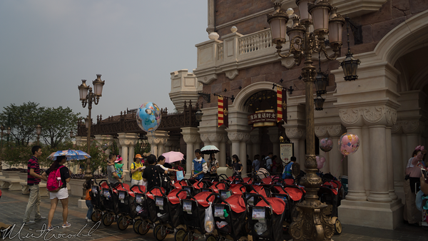 Shanghai Disneyland, Shanghai, Disneyland, Fantasyland, Enchanted Storybook Castle, Enchanted, Storybook, Castle