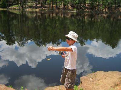 20100627 Fishing at Bastrop