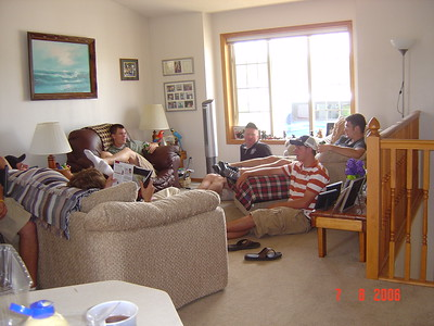 2006-08-07, Loggers Party