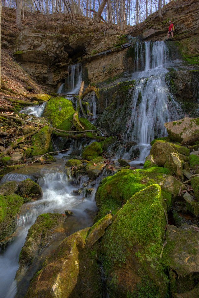 Brush Creek Church Falls