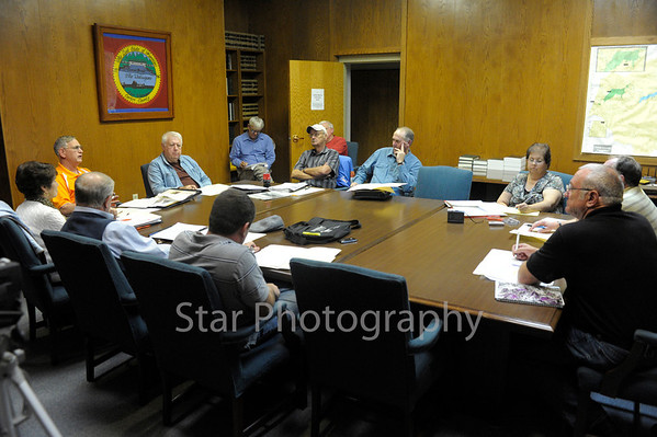 Building and Grounds Committee Meeting 10-3-2011