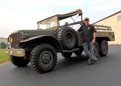 1943 Dodge 1.5 Ton Military Truck