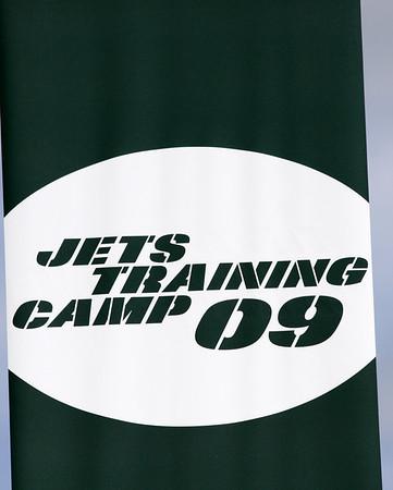 jets training camp 09