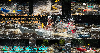 2014 Wolfman Triathlon  - 20th Anniversary Event 1994 to 2014