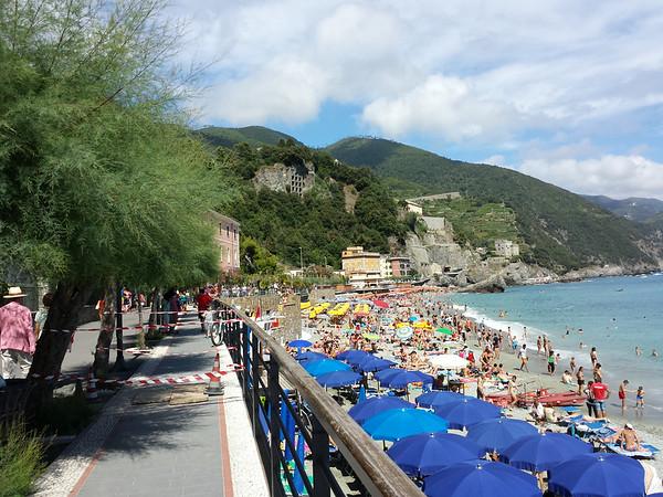 Cinque Terra and Mediterranean Coast