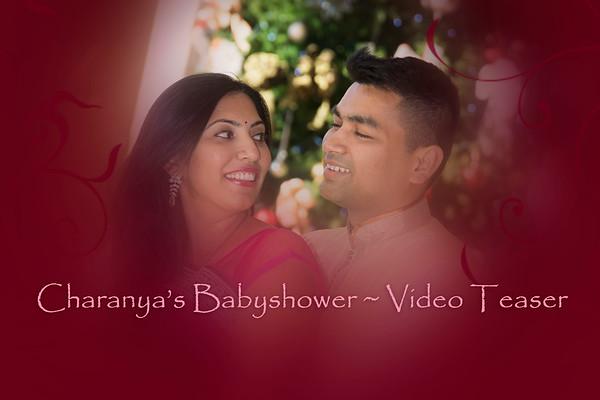 Charanya's Baby Shower ~ Video Teaser