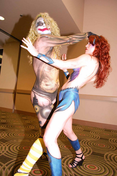 Face and Body Art International Convention 2009_0807.jpg