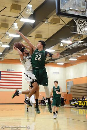 Butte College men play Shasta 2/6/2016