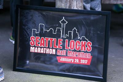 2017 Seattle Locks Marathon and Half