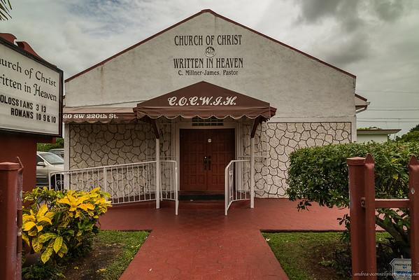Church of Christ Written in Heaven, Goulds, FL