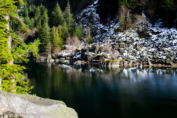 Cascades Road Trip, March 2014