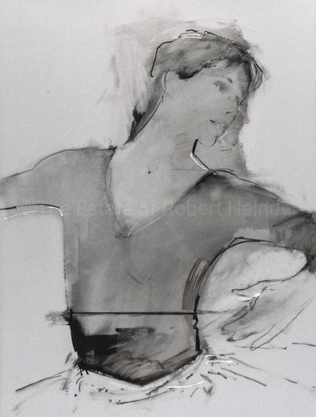 Study for Darcey Bussell
