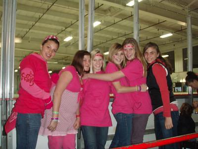 Valentines Ice Skating 2008