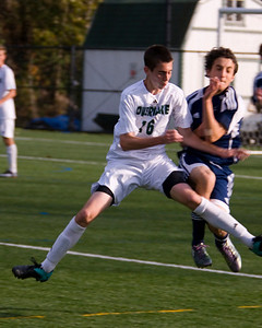 2010-10-21 Varsity Soccer